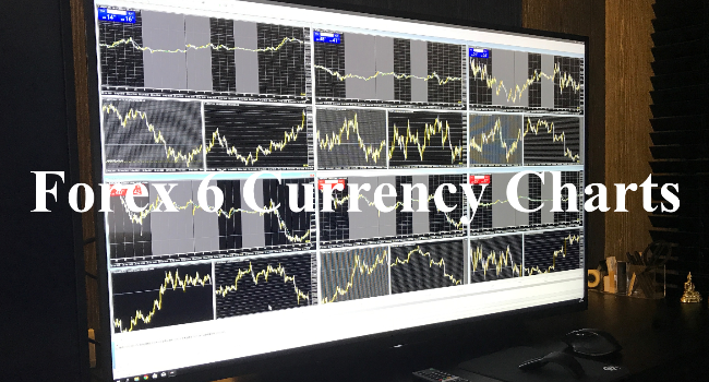 forex 6 currency charts